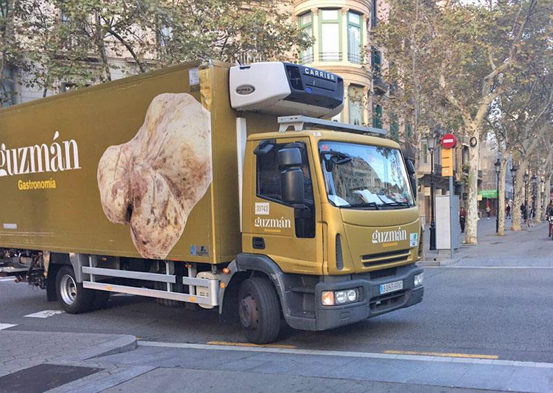 Logistica Bidfood