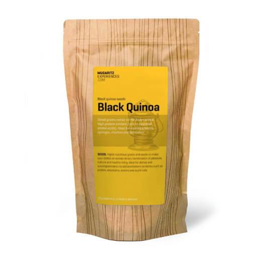 Black Quinoa - Mugaritz Experience